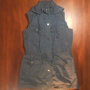 Utility-style Vest